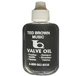 Ted Brown Music Valve Oil VALVE-OIL