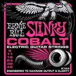 Ernie Ball Strings Guitar Cobalt Super Slinky 2723