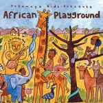 African Playground w/CD