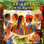 Caribbean Playground w/CD