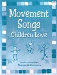 Movement Songs Children Love Bk/CD