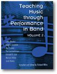 Teaching Music Through Performance In Band #2 Book