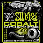 Ernie Ball Strings Guitar Cobalt Regular Slinky 2680