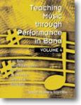 Teaching Music Through Performance In Band #4 Book