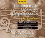 Teaching Music Through Performance In Orch #1 CD Set Grades 1-3