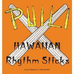 Puili Hawaiian Rhythm Sticks CD/Guide