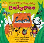 Creepy Crawly Calypso Book/Enhanced CD with Video