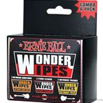 Ernie Ball Wonder Wipes 6 Pack 4279