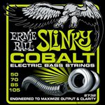 Ernie Ball Strings Bass Cobalt Regular Slinky 2732