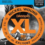 D'Addario Strings guitar Balanced Tension EXL110BT
