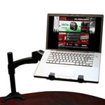 Gator Stand Deskmount for Laptops and iPad G-ARM-360DESKT