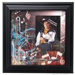 "Aim Gifts Picture Frame ""Clarinet Memory"" 4"" x 6"" Insert 73504"