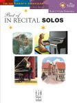 Best of In Recital Solos Book 3 Late Elementary