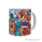 Music Treasures Mug Music Festival By Juleez 600587