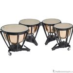 Yamaha Timpani Intermediate Series Copper Set of 4 w/Gauges TP6204ACL