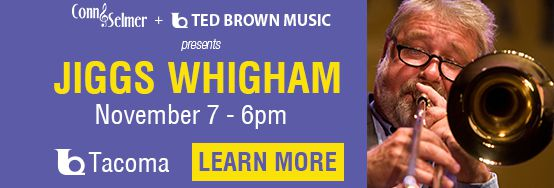 Jiggs Whigham Clinic and Concert at Ted Brown Music