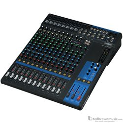 Yamaha MG16 16-Input MG Series Analog Mixer
