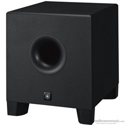 Yamaha HS8S Powered Subwoofer Studio Monitor