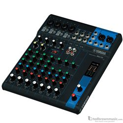 Yamaha MG10 10-Channel MG Series Analog Mixer