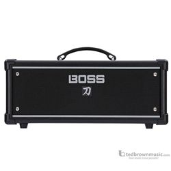 Boss Katana 100 Watt Head with hidden 5 inch Speaker