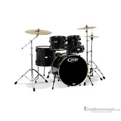 Pacific Main Stage Complete kit, Hardware, Throne, and Paiste Cymbals