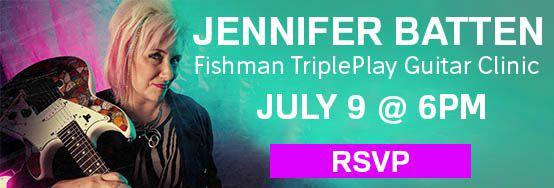 Event Link - Jennifer Batten Clinic