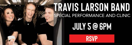 Event Link - Travis Larson Band Clinic