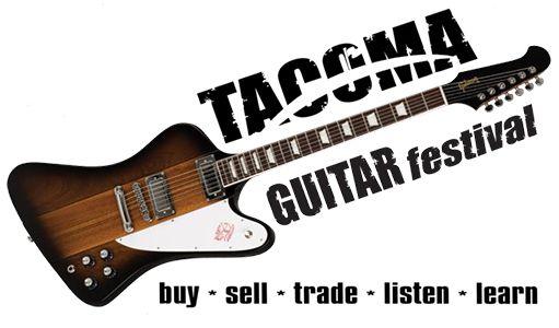 Tacoma Guitar Festival