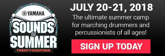 Event Link - Sounds of Summer Marching Band Camp