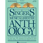 Singer's Musical Theatre Anthology Tenor Volume 2 Book/CDs