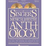 Singer's Musical Theatre Anthology Soprano Volume 3 Book/CDs