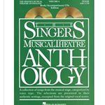 Singer's Musical Theatre Anthology Tenor Volume 4 Book/CDs