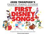 John Thompson First Disney Songs Easy Piano