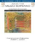Arias for Mezzo-Soprano BKCD Package