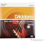 Baritone Ukulele Strings Pro Arte EJ65B Custom Extruded Nylon