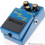 Bossa Effect Pedal Blues Driver BD-2