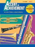 Accent on Achievement Book 1 For Clarinet