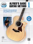 Alfred's Basic Guitar Method 1 (3rd Edition) [Guitar] Audio Access