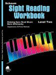 Schaum Sight Reading Workbook Level 2 Piano