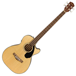 Fender CB-60SCE Acoustic Electric Bass
