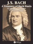 A Treasury of Bach Duets for Flute and Bb Clarinet