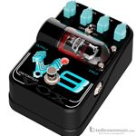Vox TG1V8DS Tone Garage Tube Driven V8 Distortion Effect Pedal