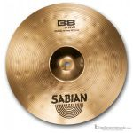 "Sabian 31402B 14"" Medium Hi Hats B8 Pro Series Cymbal"