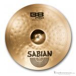 "Sabian 31608B 16"" Medium Crash B8 Pro Series Cymbal"