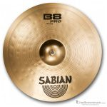 "Sabian 31806B 18"" Thin Crash B8 Pro Series Brilliant Finish"