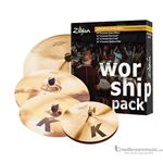 Zildjian KC0801W K Custom Worship Pack Cymbal Set