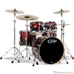 Pacific PDCM2215 Concept Series Maple 5-Piece Shell Pack