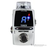 Hotone Tiny Tuner Skyline Series Effect Pedal