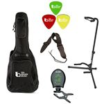 Acoustic Guitar Accessory Bundle