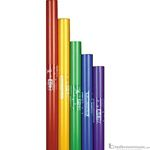Boomwhackers Set of 5 Note Chromatics Treble
